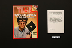 The dawn of the computer era (Can Pac Swire (away for a bit)) Tags: newyork city usa us america american unitedstates manhattan historical society museum upperwestside 2018aimg7369 170 centralparkwest ny 10024