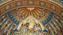 Szeged 080a (Andras Fulop) Tags: szeged hungary church kirche cathedral nikon p7700 fresco painting