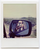 po_bb_06102017001 (onebellboy) Tags: polaroidoriginals sx70 polariod bigbend nationalpark instantfilm outdoors selfportrait selfie texas mirror outdoor outside driving
