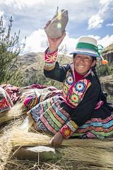 Juanita, Q'eswachaka Incan Bridge (glennlbphotography) Tags: americalatina cusco cuzco peru perú pérou qosqo southamerica altitude andean andes cordilleradelosandes cordillèredesandes fest frestival inca incanbridge incanbridgeofqeswachaka incas journey montagne mountains nature people qeswachaka tradition traditionnal typique viagem viaje view voyage qeswachakaincanbridge peruana woman mujer andina