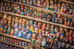 Russian Doll House. (yeahwotever) Tags: yellow putin trump doll russian grateful dead rolling stone u2 star wars jewish egg faberge harry potter