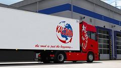 Scania S500 - Kalomin Impex WiP [ETS2] (gripshotz) Tags: scania s500 kalomin impex romania prahova euro truck simulator ets 2 skin mod trailer