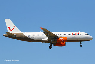 SX-SOF Orange2fly Airbus A320-232