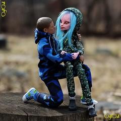 №536 (OylOul) Tags: oyloul 16 action figure hottoys monster high doll create cam custom 2018 q2