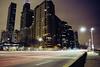 PM Blur (aerojad) Tags: eos canon 80d dslr 2018 spring outdoors city urban chicago streetphotography night nightphotography longexposure slowshutter lsd lakeshoredrive