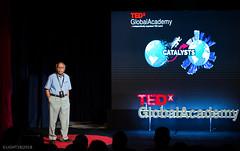 Dr. B M Hegde (TEDxGlobalAcademy) Tags: tedxglobalacademy doctor cardiologist