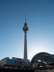 Alexander Platz Berlin (Black Photographie) Tags: berlin alex alexander platz deutschland germany tower turm fernsehturm lumix g5 panasonic systemkamera mft micro four thirds