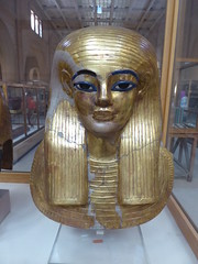 Funerary Mask of Yuya (Aidan McRae Thomson) Tags: cairo museum egypt ancient egyptian