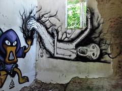 KUU & Keep Punching Joe / Malmar - 4 mei 2018 (Ferdinand 'Ferre' Feys) Tags: gent ghent gand belgium belgique belgië streetart artdelarue graffitiart graffiti graff urbanart urbanarte arteurbano ferdinandfeys