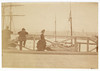 People on Pyrmont Bridge / photographed by Arthur K. Syer (State Library of New South Wales collection) Tags: statelibraryofnewsouthwales