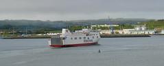 18 05 07 BF Connemara  1st arrival  (22) (pghcork) Tags: corkharbour cork ferry carferry connemara brittanyferries ireland 2018