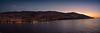 ... a day was born ... (wolli s) Tags: funchal madeira panorama portugal pt canary island kanarische inseln nikon d7100 stitched sunrise aida kreuzfahrten luna