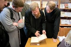 В Минской духовной академии прошли «II чтения памяти протоиерея Иоанна Григоровича (1792-1852): историка, археографа, археолога»