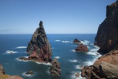 Beautiful Madeira Coast (Thijs de Bruin) Tags: madeira coast sea le leefilters blue zee kust blauw