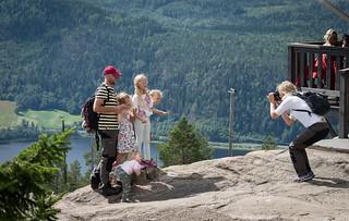 Swedish Family Portrait