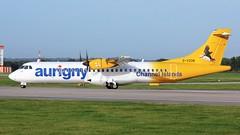 G-VZON (AnDyMHoLdEn) Tags: aurigny atr egcc airport manchester manchesterairport 23l