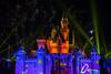 Together Forever — A Pixar Nighttime Spectacular - Disneyland fireworks show - Buzz Lightyear in flight (GMLSKIS) Tags: disney nikond750 anaheim california pixar disneyland fireworks sleepingbeautycastle buzzlightyear