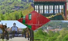 LA ARBOLEDA-TRAPAGARAN (Angelines3) Tags: montañas valles edificios iglesia trapagarán laarboleda historia mineria vizcaya paisaje paisvasco