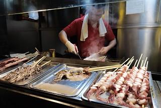 XE3F0518 - Wangfujing Food Alley