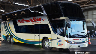 Nº 3576 / Modasa Zeus 3 / Pullman Bus