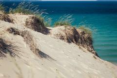 Dune Water (matthewkaz) Tags: sanddunes sand dune dunes sleepingbear sleepingbeardunes dunegrass sleepingbeardunesnationallakeshore lakemichigan lake water greatlakes sleepingbearbay bay coast coastline shore shoreline glenhaven michigan puremichigan leelanau summer 2017