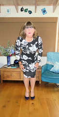 "B&W (Trixy Deans) Tags: crossdresser cd cute crossdressing crossdress classy cocktaildress xdresser sexy sexyheels sexytransvestite sexyblonde sexylegs hot highheels heelssexy high heels"" tgirl transgendered transsexual tranny tgirls"
