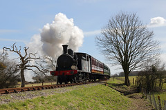 Southern Steam (Treflyn) Tags: southern steam lswr adams o2 class 044t w24 calbourne ashey common havenstreet isle wight railway tle timeline events photographic day photo charter
