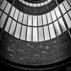curved front bw (MAICN) Tags: 2018 decay windows gebäude structure kurven technisch bw blackwhite ziegelwand fenster architecture wall industriekultur struktur wand lines architektur building curves industrie mono linien backsteine sw zollverein fassade ziegel schwarzweis zeche front ziegelstein einfarbig industriegeschichte technical monochrome