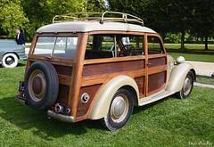 1947 Simca 8 Break de chasse Canadienne (pontfire) Tags: 1947 simca 8 break de chasse canadienne 47 chantilly arts élégance 2017
