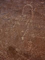 Petroglyph, Fremont Culture (John E. Morrow) Tags: fremontculture fremontpetroglyphs petroglyphs rockart capitolreefnationalpark