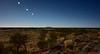 The Long View to Uluru  (Ayer's Rock) (Harald Philipp) Tags: uluru ayersrock australia northernterritory desert nikon d810 nikkor bush scrub outback katatjuta lensflare aboriginal