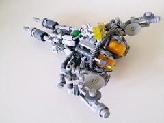 21109 Exosuit Alternate Build: Viper (PaulvilleMOCs) Tags: lego paulville mocs classicspace