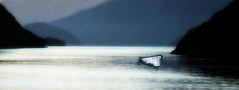That Quiet Place (coollessons2004) Tags: boat sound fiordland fiord newzealand nature