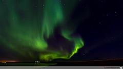 Aurora Borealis - Norðurljós (Rodor54 in Iceland - Rohingya in our hearts) Tags: aurora auroraborealis bakkagrandi iceland norðurljós rodor seltjarnarnes northernlights