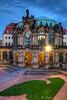 Dresden - Zwinger (binax25) Tags: dresden zwinger elbflorenz barock schloss castle baroque city saxony sachsen germany altstadt august könig hdr abend porzellan porcelain bells glockenspiel