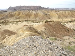 badlands near Study Butte entrance to Big Bend NP (h willome) Tags: 2018 texas desert badlands bigbend bigbendnationalpark