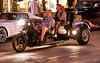 unidentified cruising object... (Stu Bo) Tags: thething trike ufo oneofakind sbimageworks night bike motorcycle kustom cruisenight goodtimes hangingoutwiththefamily