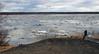 Yukon River Breakup (WALTONKSM) Tags: ak alaska yukondeltanationalwildliferefuge yukonriver yupik ydnwr pitkaspointak pitkaspoint breakup