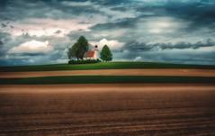Brave new farming (ramerk_de) Tags: hdr niederbayern clouds farming