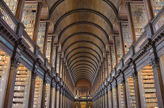 Words (Vide Cor Meum Images) Tags: mac010665yahoocouk markcoleman markandrewcoleman videcormeumimages vide cor meum nikon nikkor28300 d750 library learning college trinity dublin ireland united kingdom books knowledge words architecture symmetry