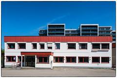 Lensmannen har flyttet (Krogen) Tags: norge norway norwegen akershus romerike ullensaker jessheim krogen panasoniclumixgx7
