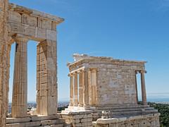 Temple of Athena Nike-Akropolis (KaterinaN.) Tags: temple nike athena akropolis athens greece nika