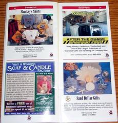Cannery Row Brochure (7) (Photo Nut 2011) Tags: monterey california