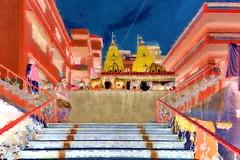 India - Uttar Pradesh - Varanasi - 255bb (asienman) Tags: india uttarpradesh varanasi asienmanphotography asienmanphotoart asienmanpaintography