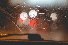 Rainy city nights (joshhansenmillenium) Tags: modeling theme moody nikon nikond5500 d5500 50mm nifty50 russian architecture cincinnati ohio exploring urban rainy bokeh pinup freelance model