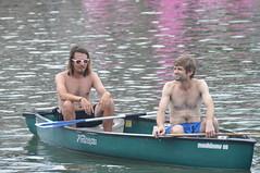 Bayou Boogaloo 2018 028 (Omunene) Tags: bayouboogaloo2018 festival fest musicfestival neworleans faubourgstjohn bayoustjohn homemadewatercraft kayak longboard canoe shirtless hunk