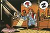 ? Z (ciudad imaginaria) Tags: libro book tebeos comics cómics spirou viñeta tomejanry tome janry fantasio spip
