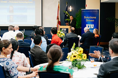 CyberFellows Induction Ceremony-27 (fiu) Tags: miami cyber cyberfellow it defense computer science induction fiu america