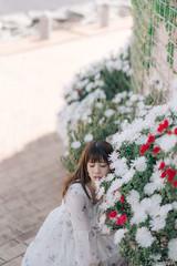Makoto Mochiduki (iLoveLilyD) Tags: 2018 portrait emount ilce7rm3 屋外 85mm sony mirrorless gmlens felens ilovelilyd sel85f14gm fujiprovia400xxp 合同大撮 vscofilm06 f14 fullframe 望月まこと primelens α gmaster gm a7r3 α7riii tokyo japan 江東区 東京都 日本 jp