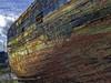 Bootje Oostende (glessew) Tags: oostende belgië belgique vlaanderen westvlaanderen boat ship vessel schiff boot romp
